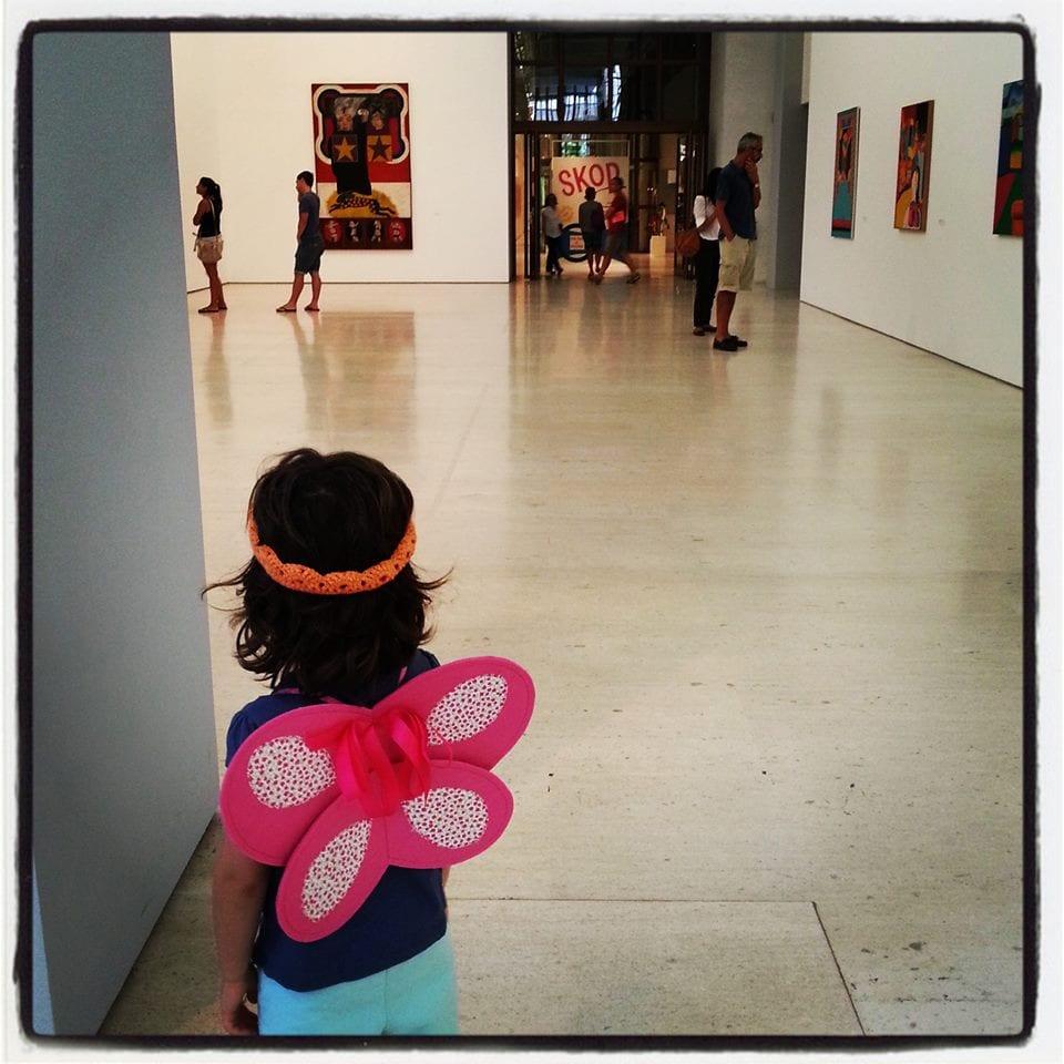 Visitem as exposições da Gulbenkian
