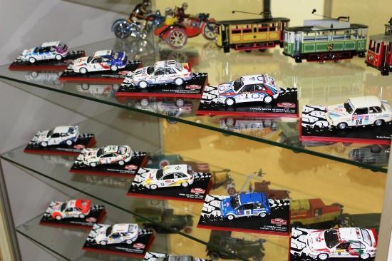 No coração da Serra da Estrela: museu da miniatura automóvel