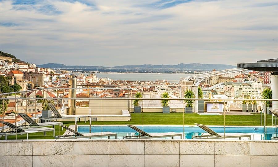 hotéis em Lisboa para famílias NH Hotel