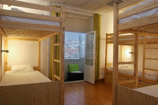 hotéis em Lisboa para famílias Marquês Soul