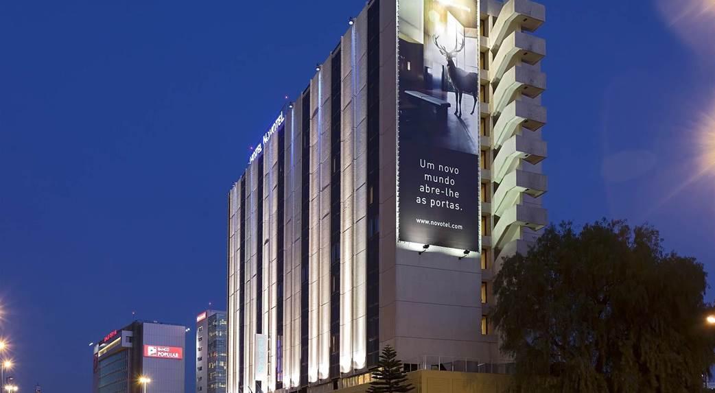 hotéis em Lisboa para famílias novotel
