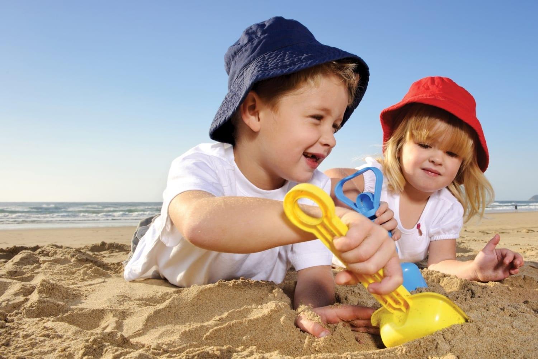 Recomendações para a saúde das crianças nas férias de verão