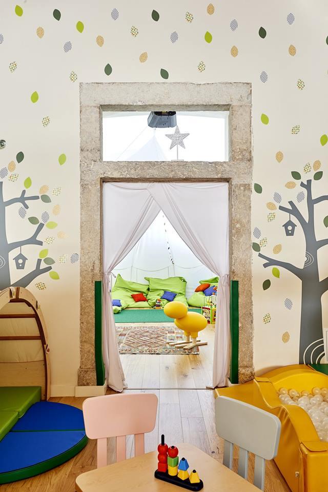 hotéis em Lisboa para famílias martinhal