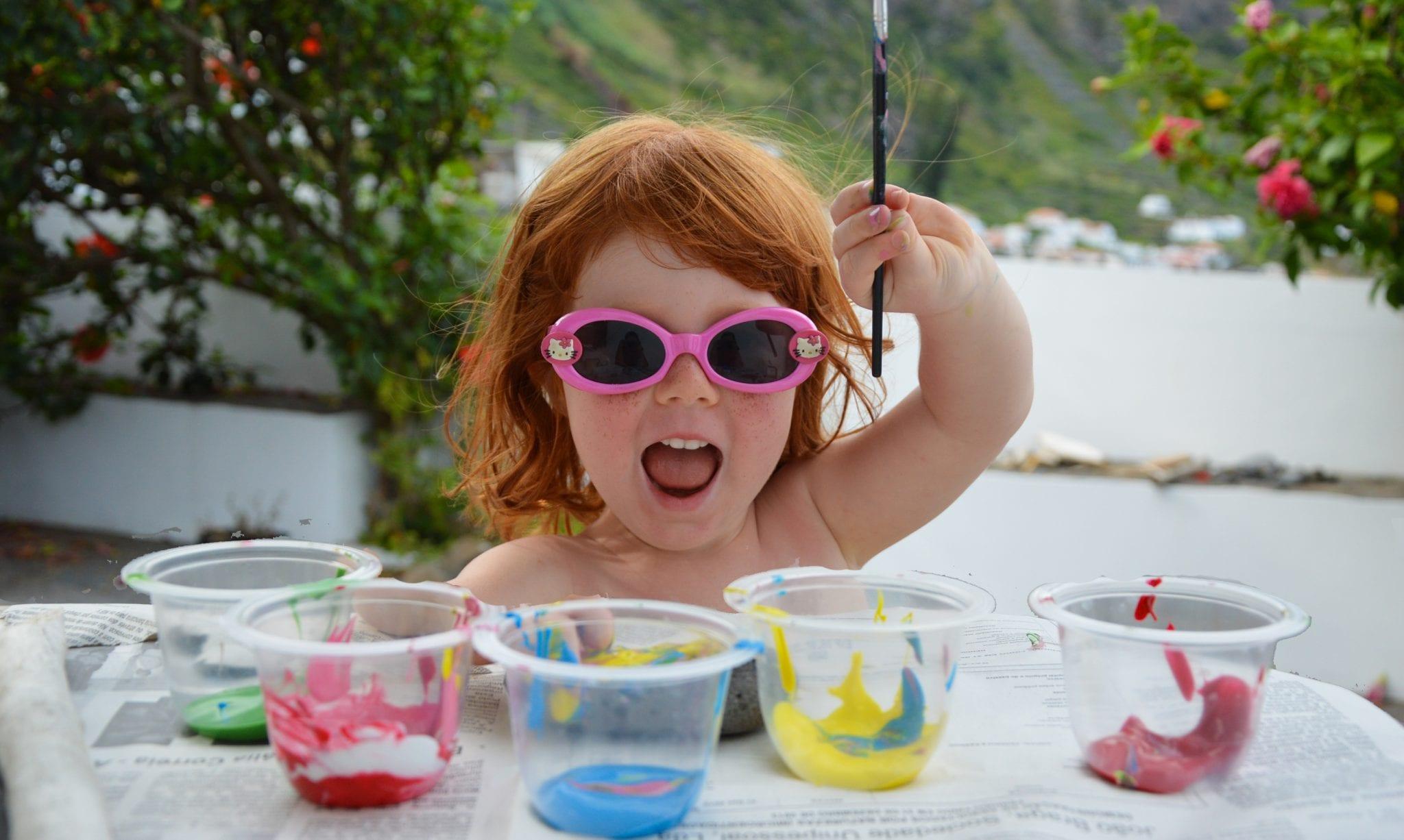 Atividade de Verão - Pintar