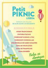 Petit Piknic em Lisboa