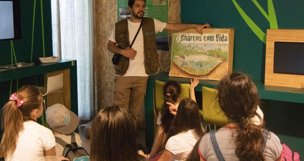 Programa Educativo EVOA 2018 2019
