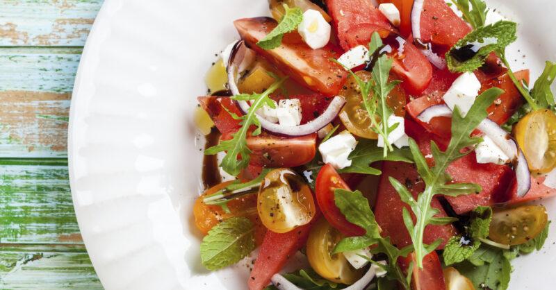 Receitas de saladas para o Verão… e para o inverno!