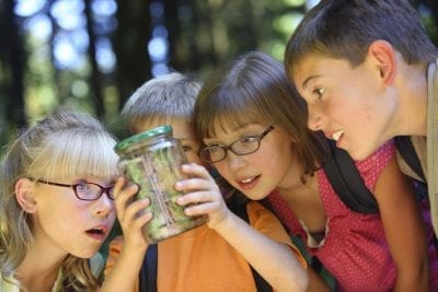 saídas pedagógicas ciências e natureza