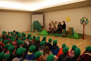 Biblioteca Municipal de Viana do Castelo Sábados com Histórias