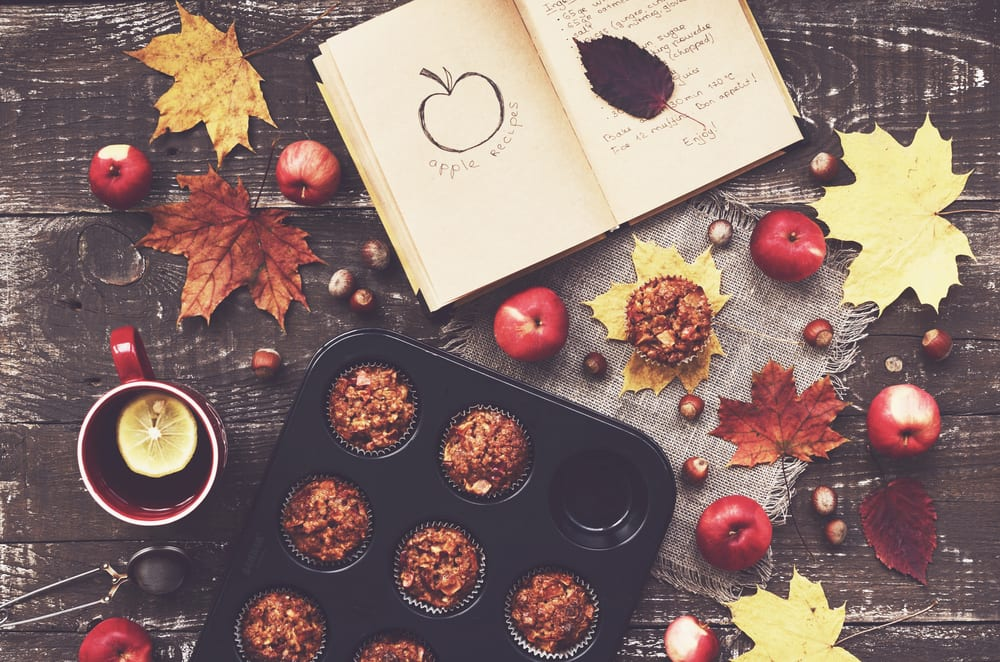 receitas de outono