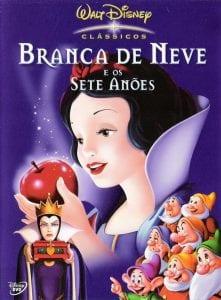 Branca de Neve e os Sete Anões filme
