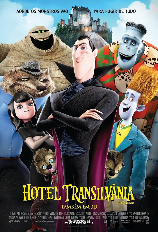 Hotel Transilvania filme