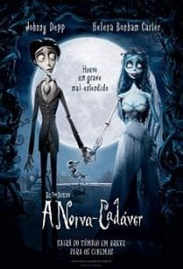Noiva Cadáver filme