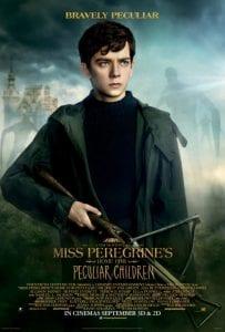 O Lar da Senhora Peregrine para Crianças Peculiares filme