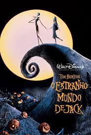 O estranho mundo de Jack filme