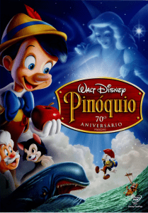 Pinóquio filme