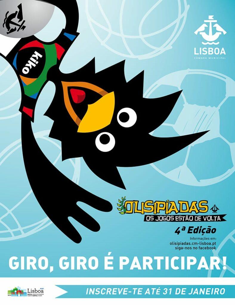 Olisipíadas Lisboa