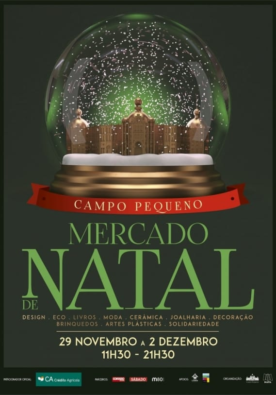 Mercado de Natal do Campo Pequeno