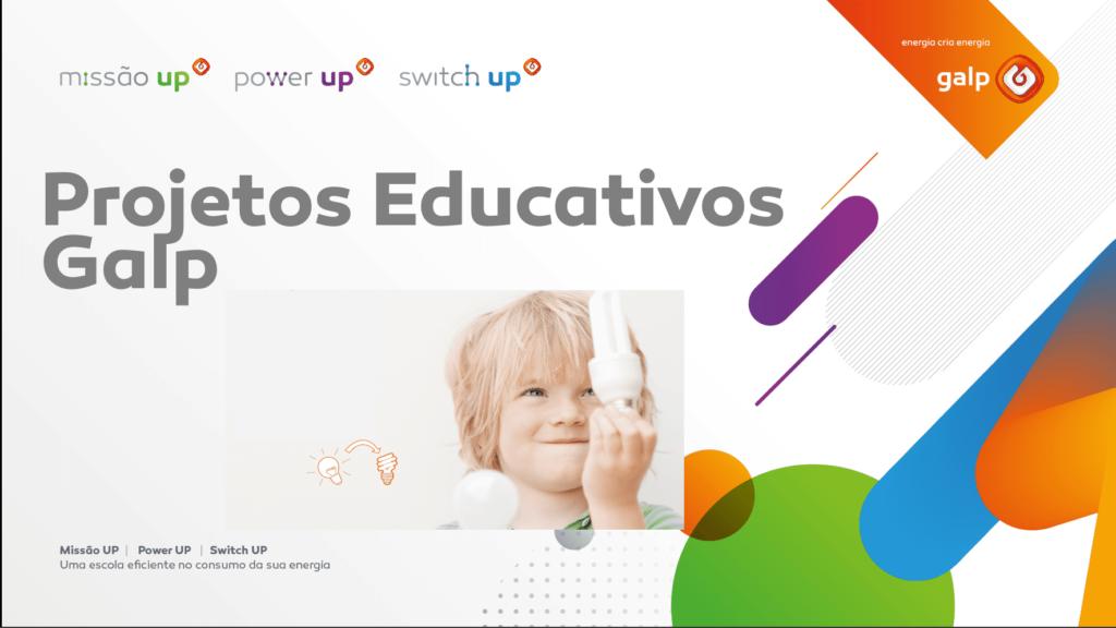 Projetos educativos Galp
