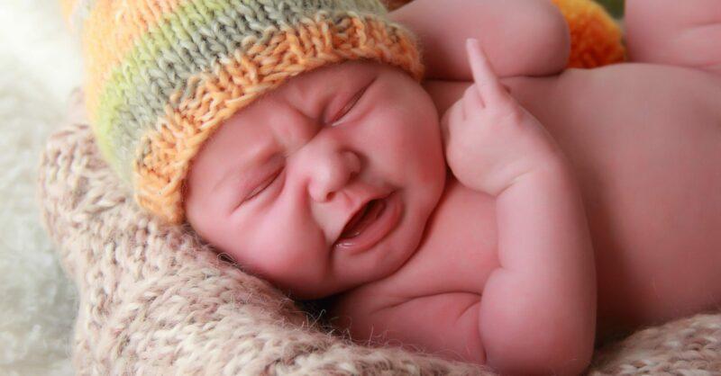 Saiba o porque do seu pequenino ter perturbações durante o sono