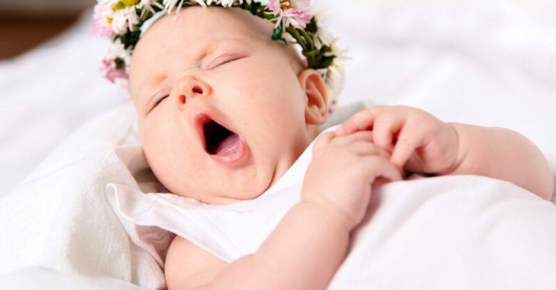 Dicas para o seu bebé dormir melhor