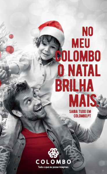 Magia do Natal no Colombo
