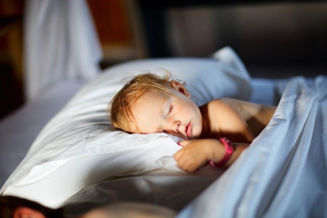 Pesadelos e sonambulismo em bebés