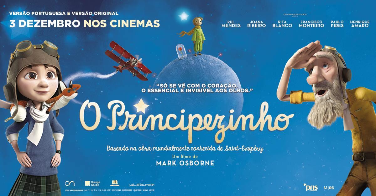 Filme O Principezinho