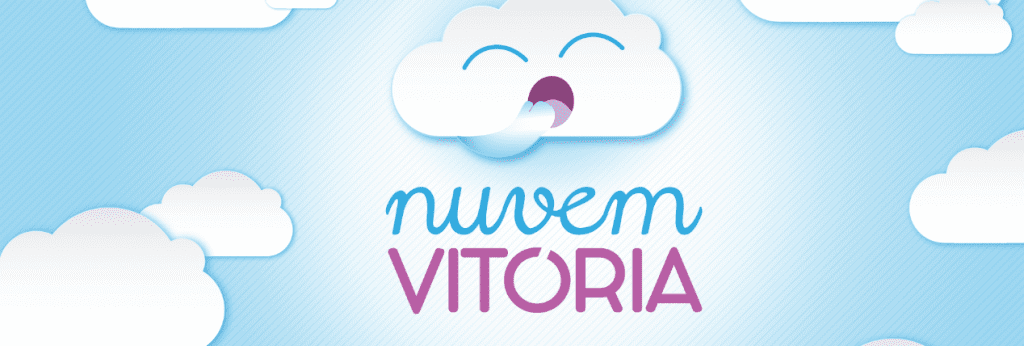 nuvem vitória