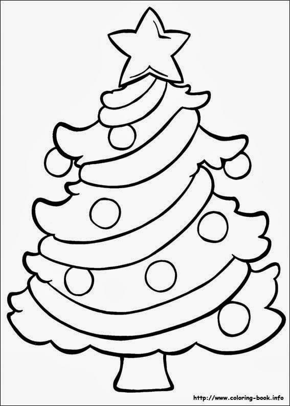 atividades de natal árvore