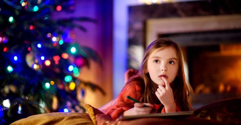 E se a carta ao Pai Natal também for motivo para crescer?