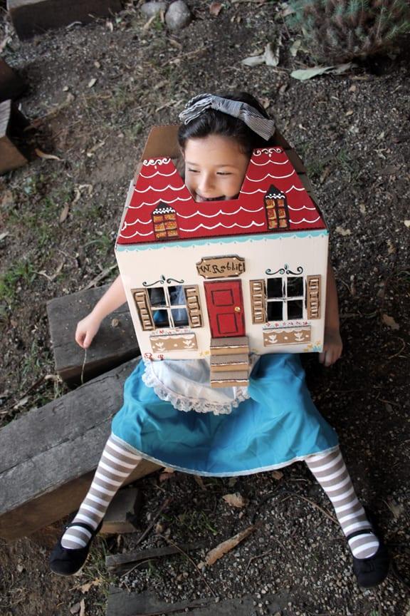 fato de carnaval Alice no país das maravilhas