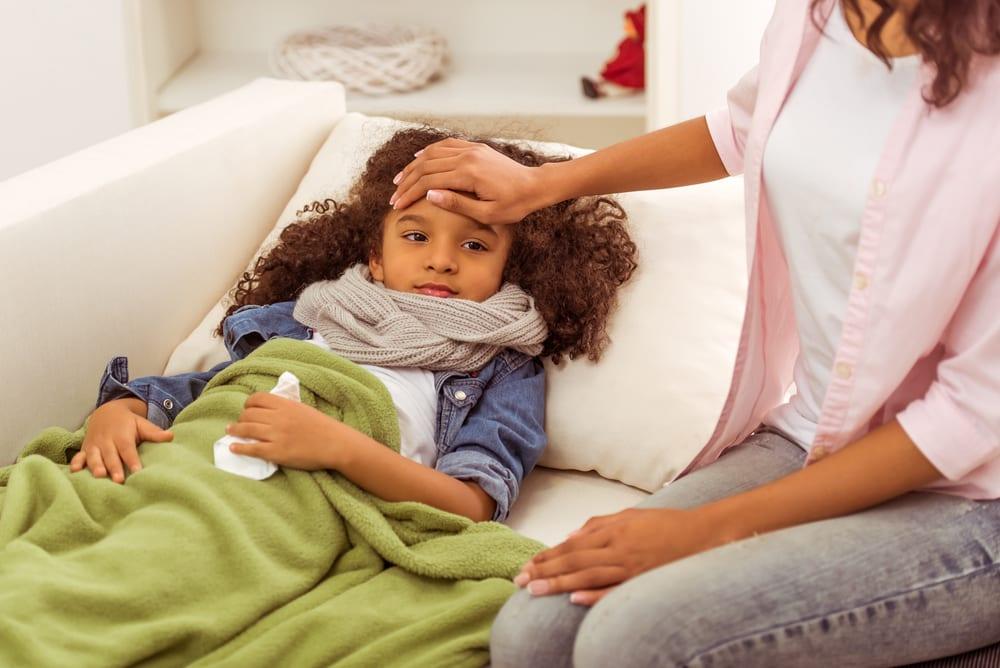 constipaçãoe bronquiolite