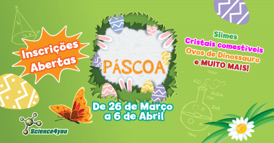 Páscoa Science 4 you