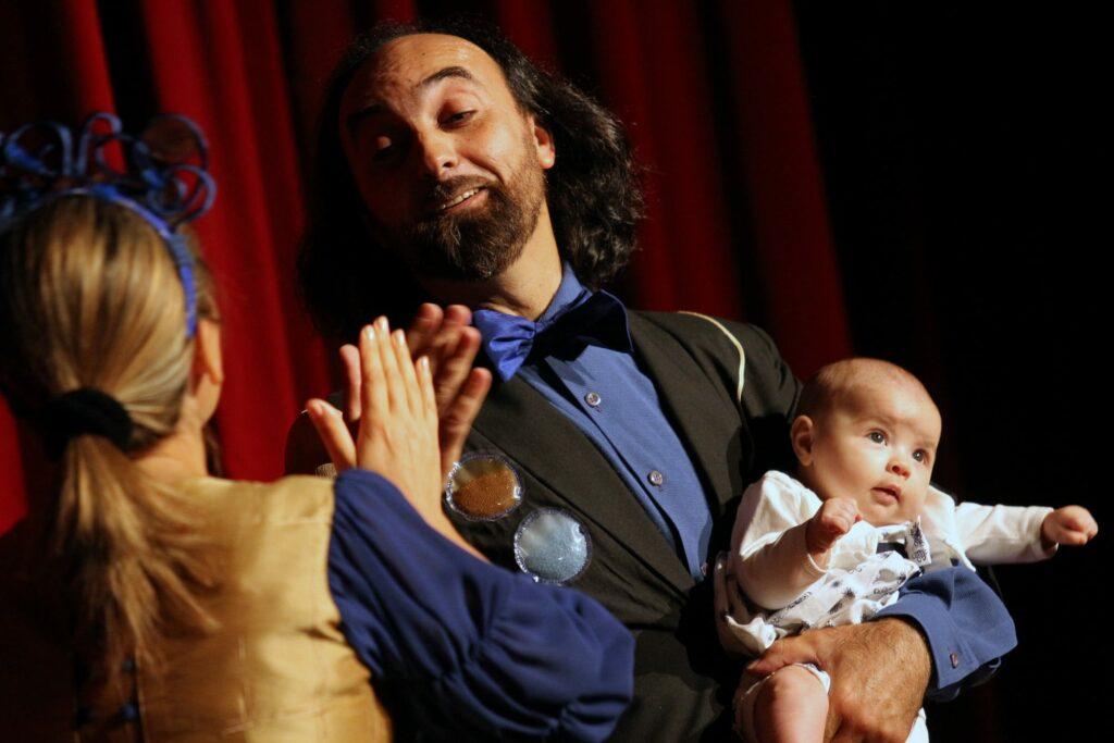 Concertos para Bebés pelo Paulo Lameiro