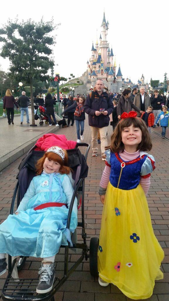 Disneyland Paris Carrinho