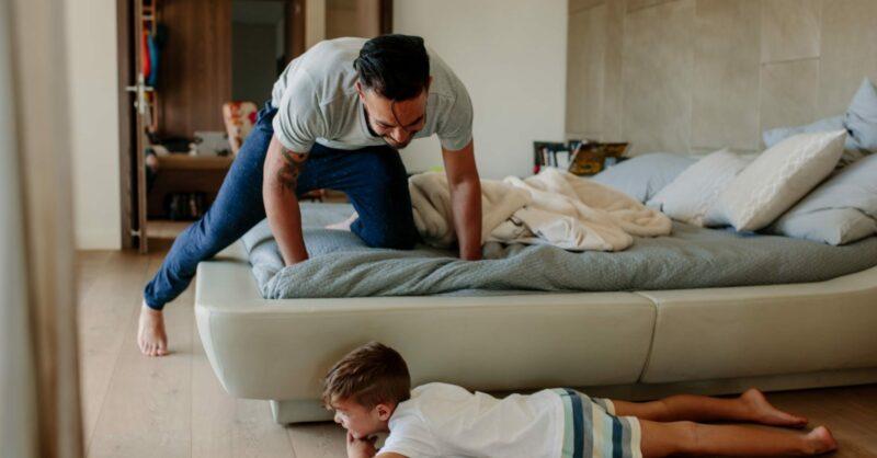 Jogos para fazer com os miúdos em casa