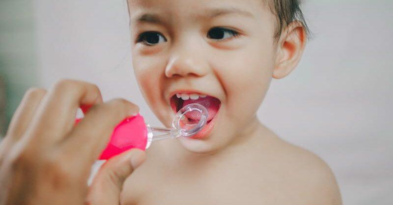primeira visita odontopediatra