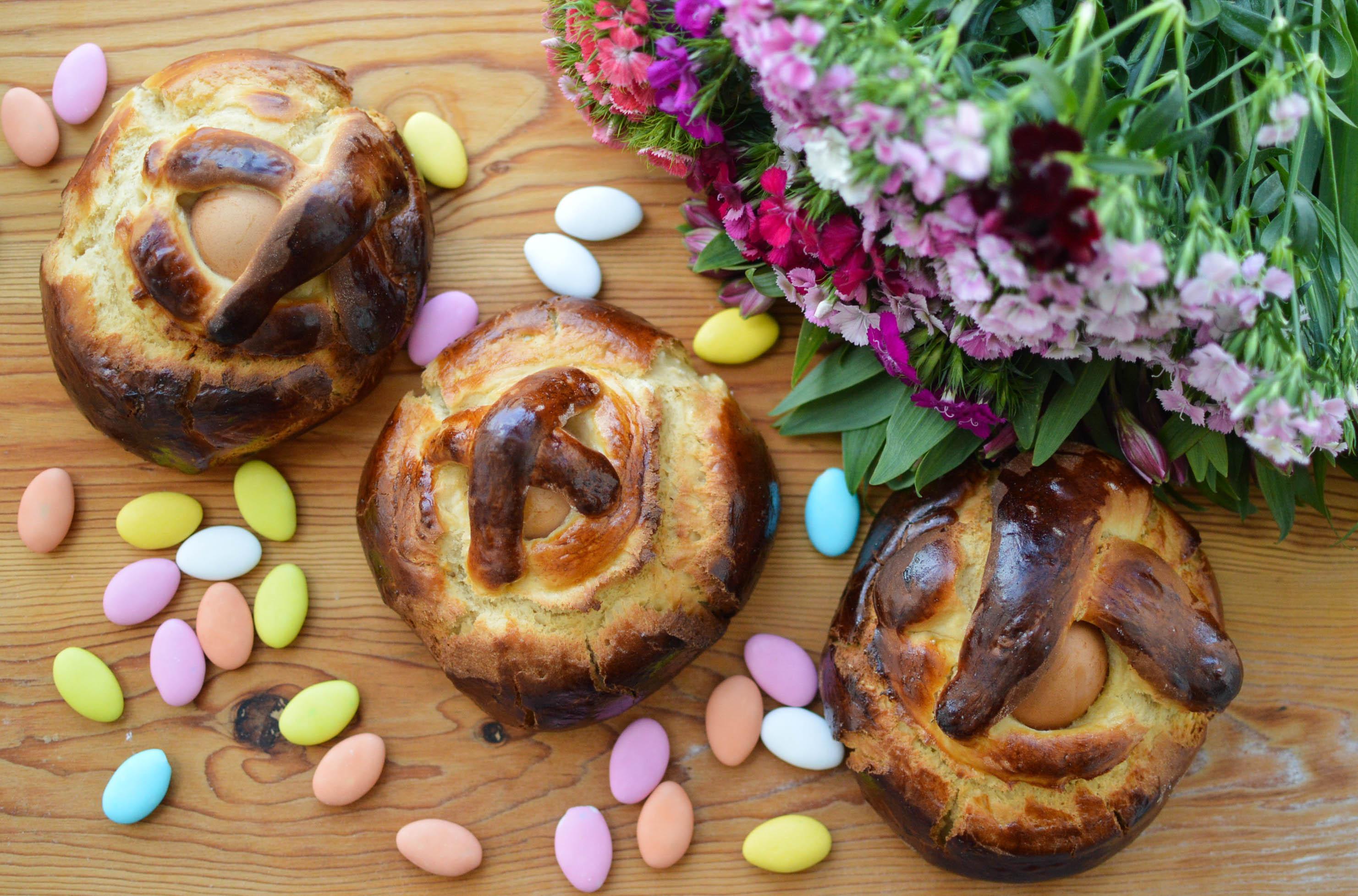 Folar de Páscoa: receita rápida e deliciosa
