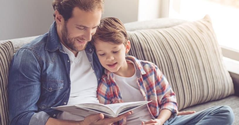 15 livros para o dia do Pai (e 1 para o avô)