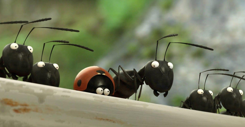 Minúsculos: O Vale das Formigas