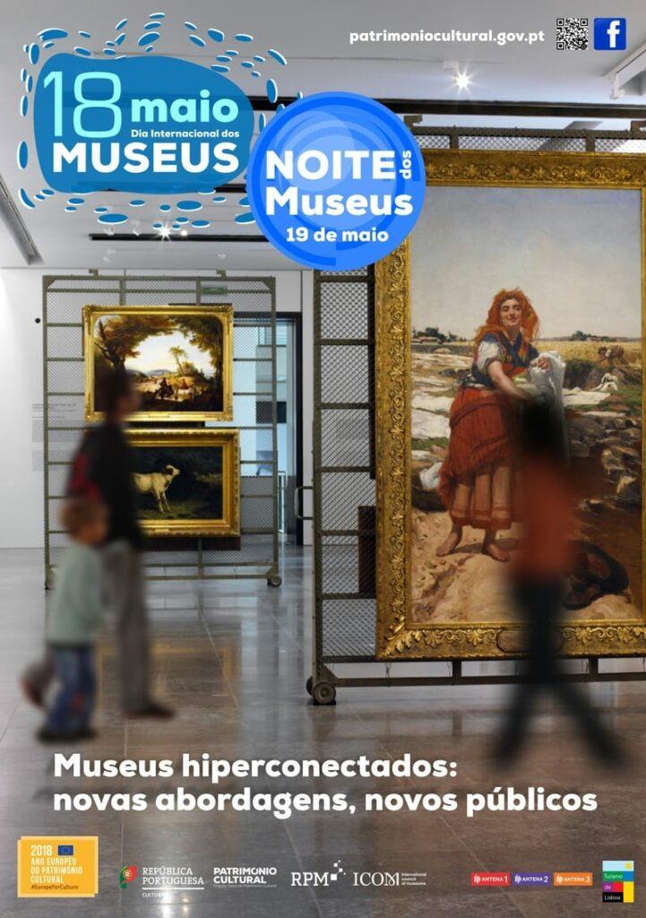 Dia Internacional e Noite dos Museus 2018