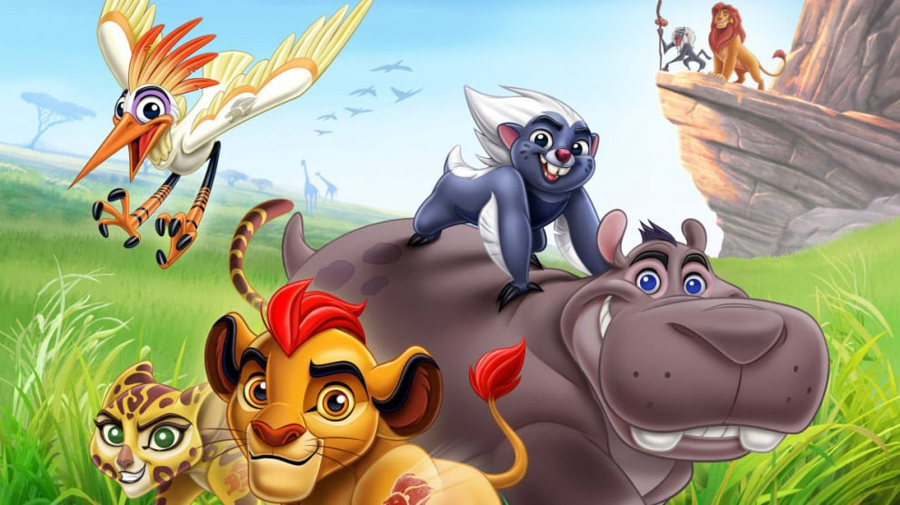 Disney Guarda do Leão