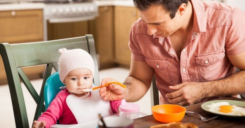 Introducão ovo alimentacão bebé
