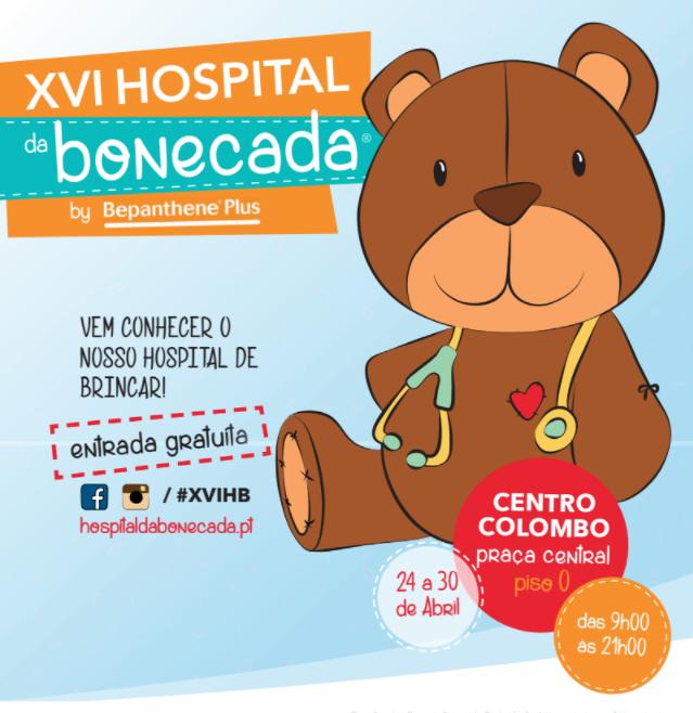 Hospital da Bonecada Centro Colombo