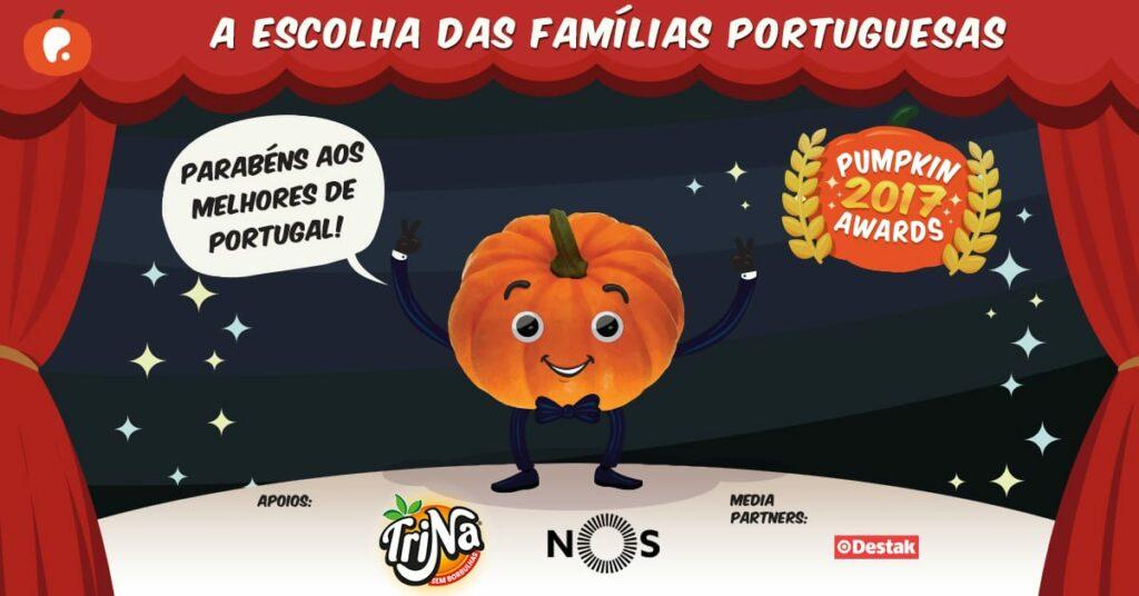 Parabéns aos melhores de Portugal!