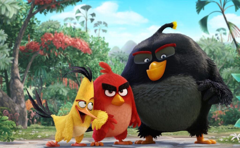 Passatempo Angry Birds - O Filme