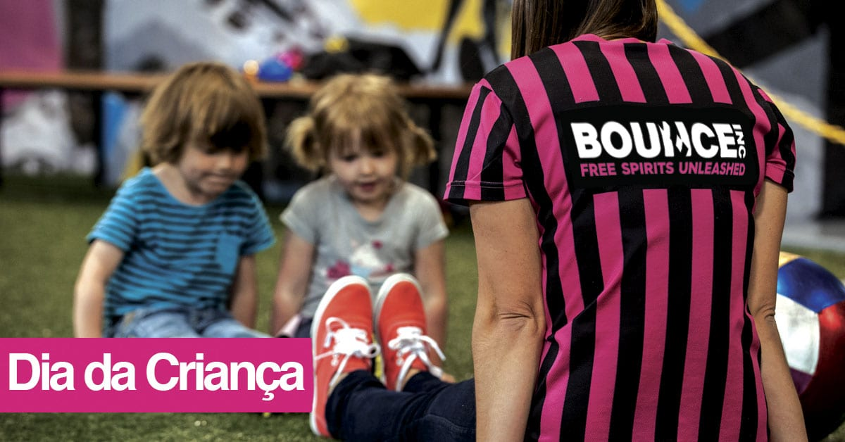 Dia da Criança na Bounce