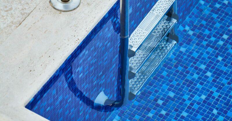 segurança piscina
