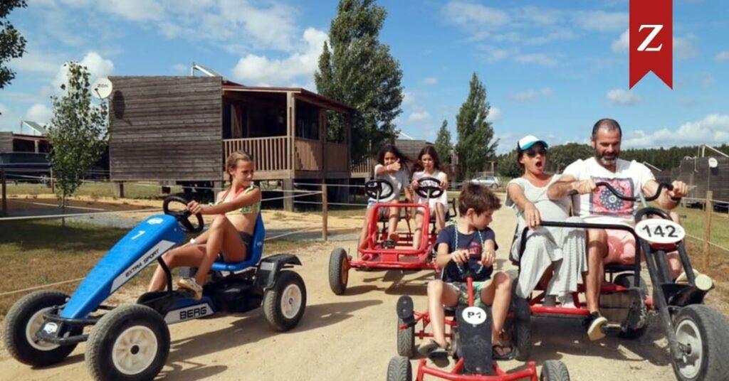 Zmar - férias em família